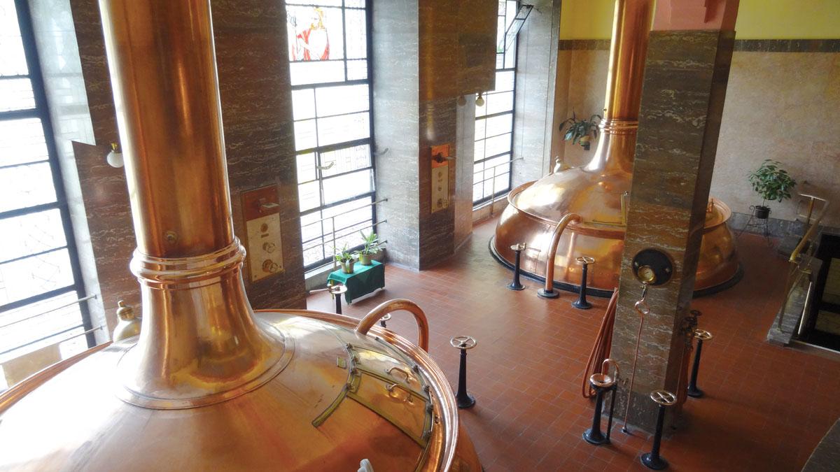 Varna pivovaru Holba