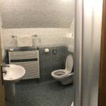 Koupelna - Dvoupodlažní rodinný pokoj